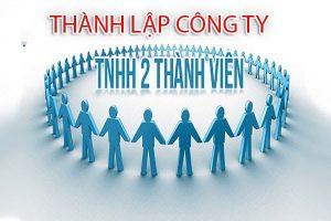 thành lập công ty TNHH 2 thành viên trở lên tại ninh bình